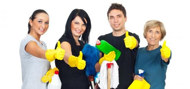 Ervaren schoonmaak personeel
